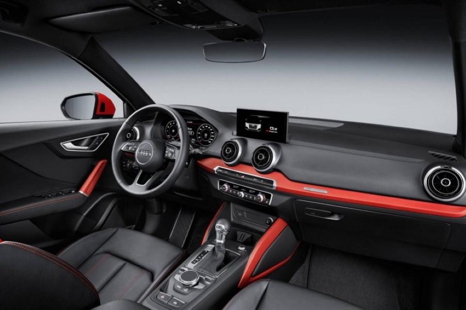 2020 Audi Q2 Sport Interior