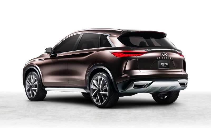 2020 Infiniti QX50 - Best Small Luxury SUV 2020
