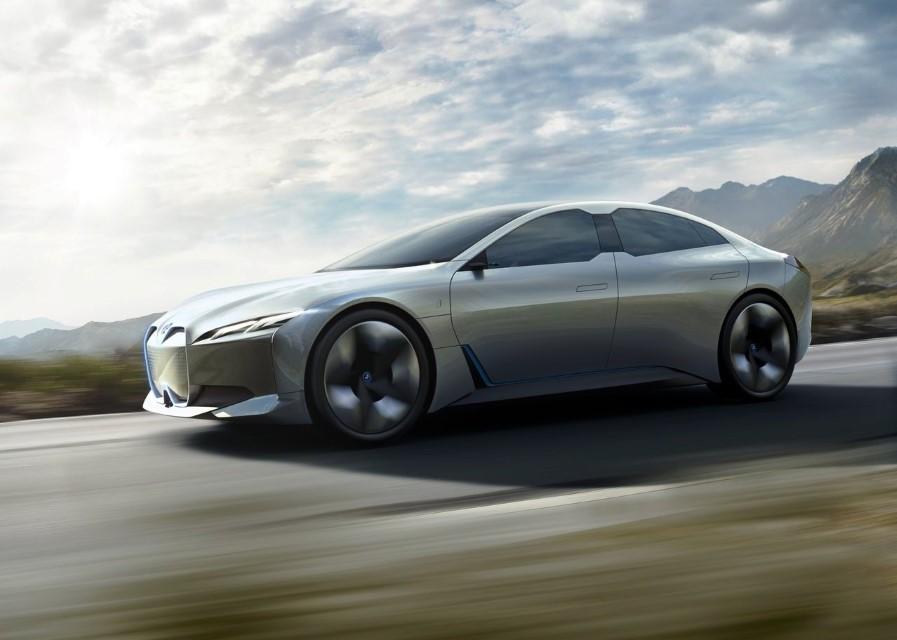 2021 BMW i4 Availability
