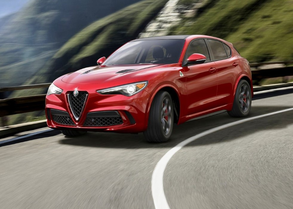 New Alfa Romeo Stelvio - Best Small Luxury SUV