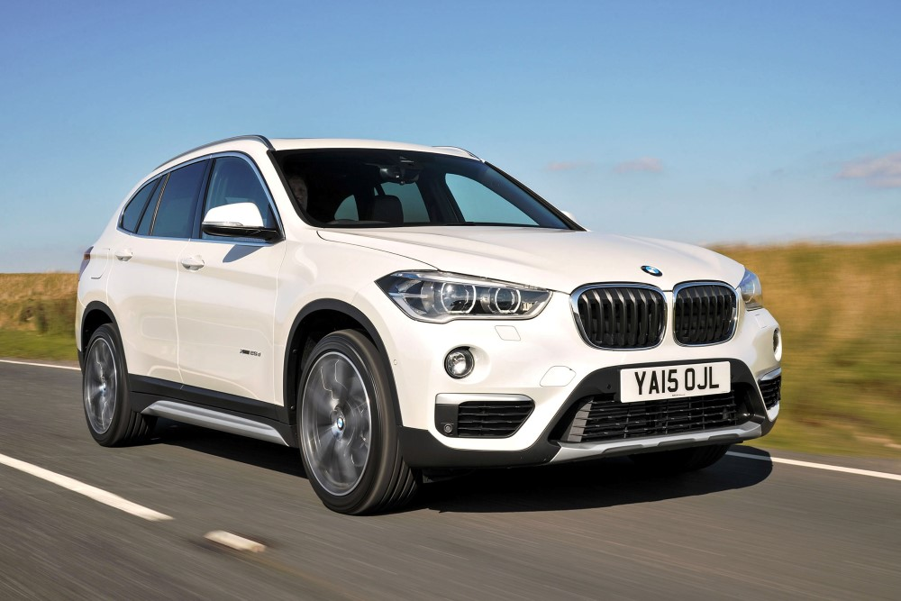 2020 BMW X1 Fuel Economy & Maintenance Cost