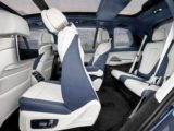 2020 BMW X7 7 Seater Interior