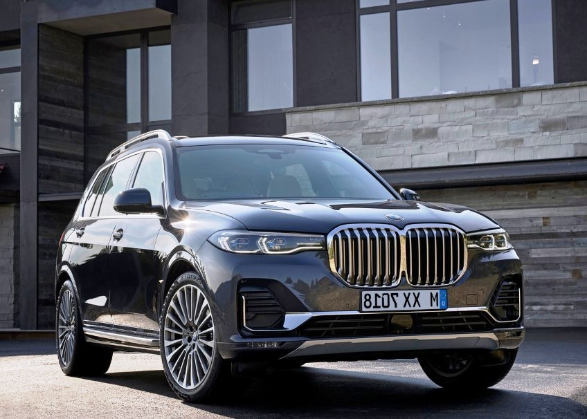 2020 BMW X7 SUV - Exterior and INterior Walkaround