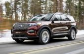 2020 Ford Explorer ST Hybrid Compact SUV