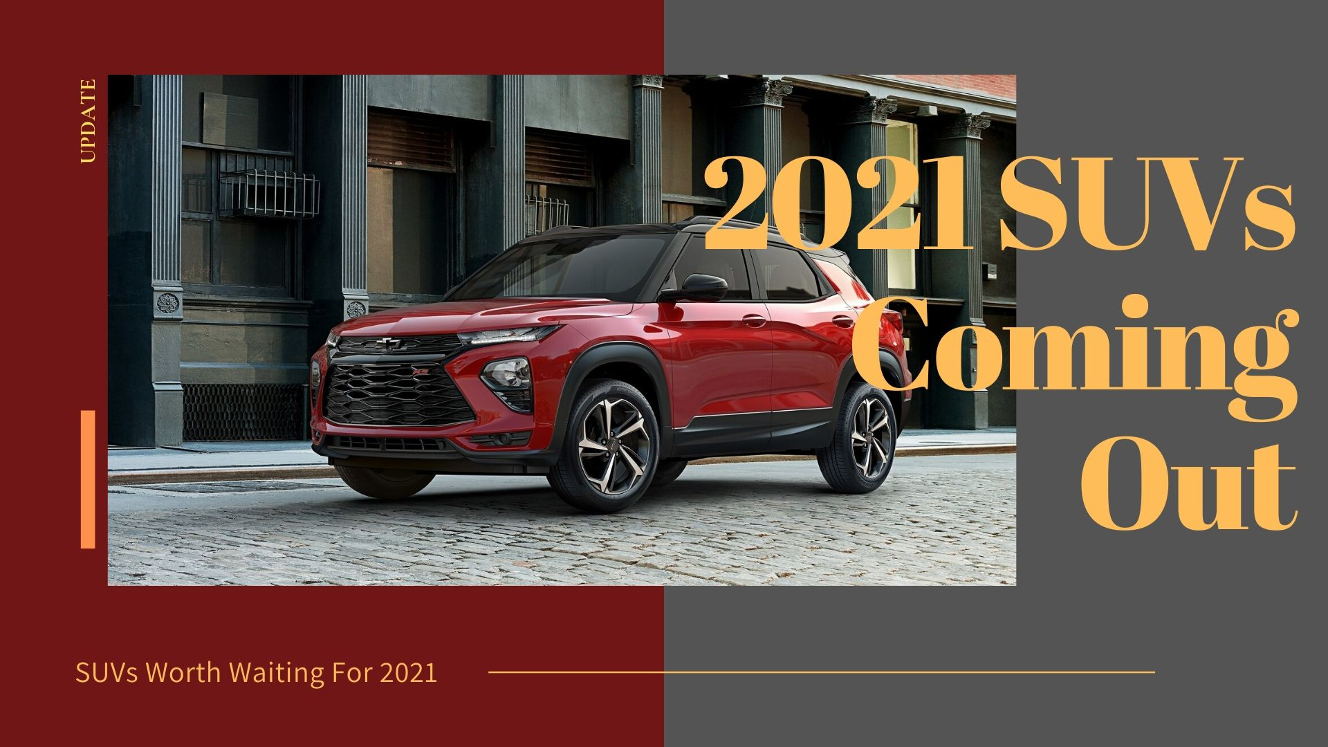 best future suvs worth waiting for - 2021 suvs coming out