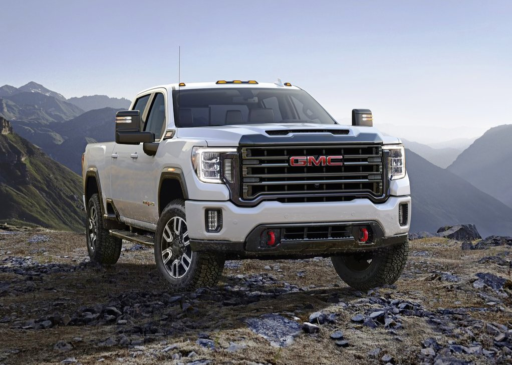 2021 GMC Sierra 2500HD Redesign, Release Date & Price ...