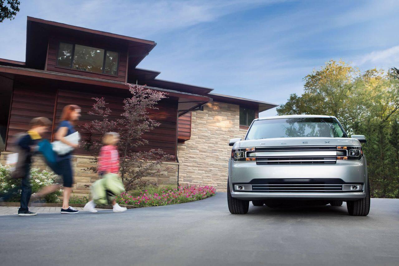 2021 Ford Flex S Exterior