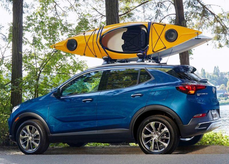 2021 buick encore gx review  interior  specs  price  u0026 release date